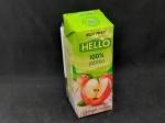 100% mošt Hello 250 ml - Jablko